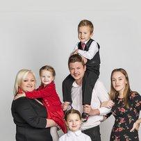 Bindru - Blumenauu ģimene